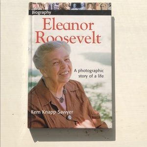 Other - Eleanor Roosevelt Hardcover Biography